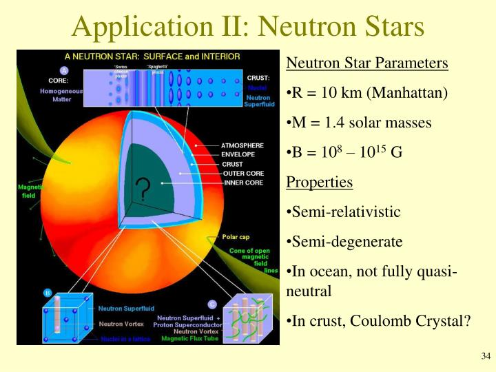 Application II: Neutron Stars