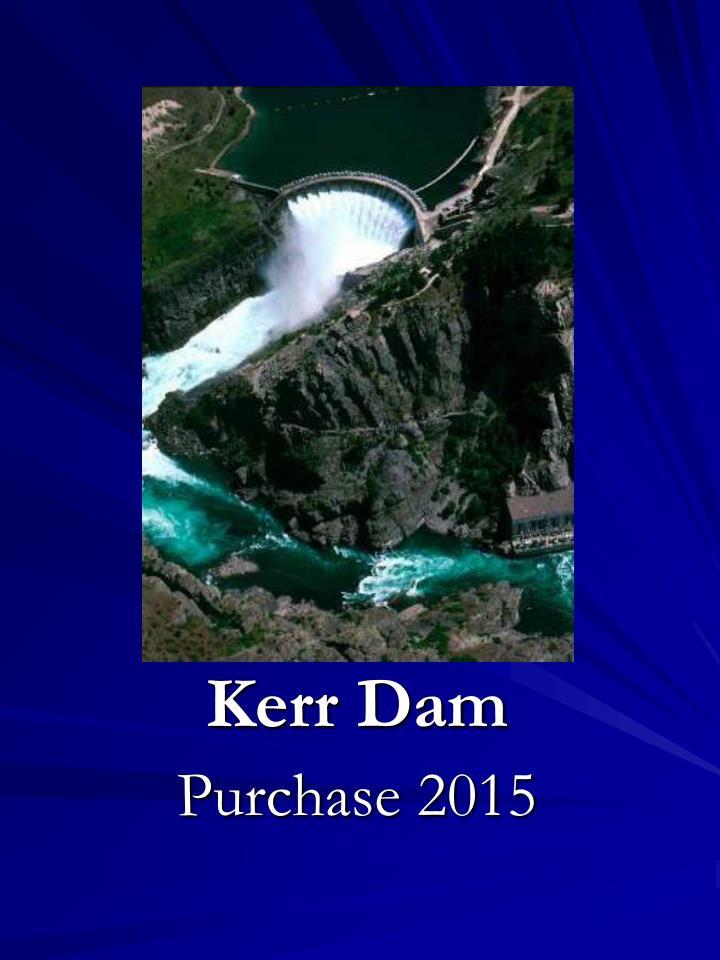 Kerr Dam