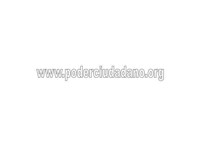 www.poderciudadano.org
