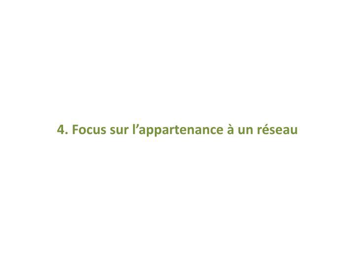 4. Focus