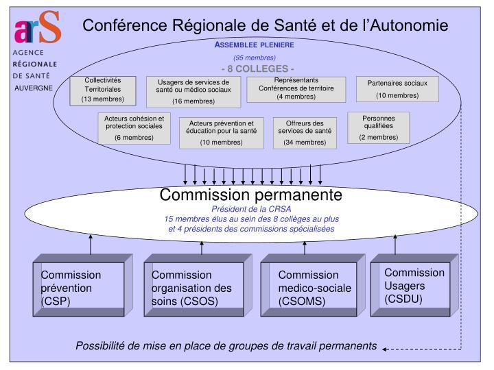 Commission organisation des soins (CSOS)