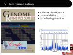 5 data visualization