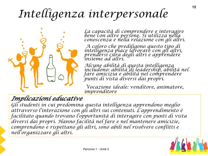 Intelligenza interpersonale