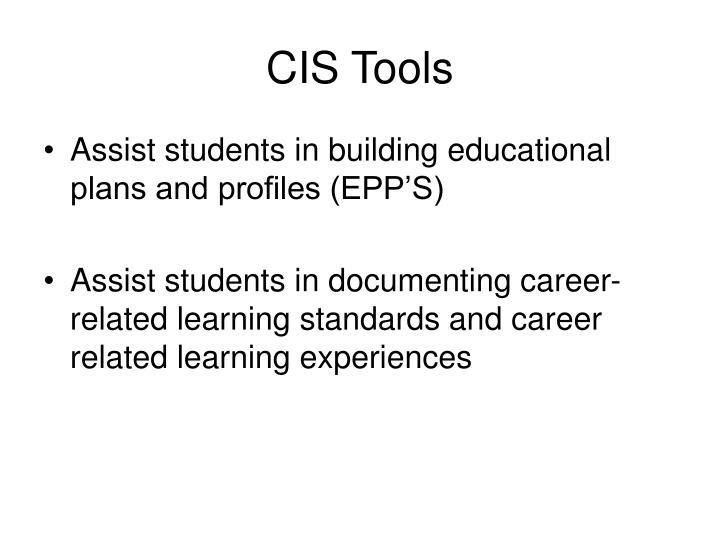 CIS Tools
