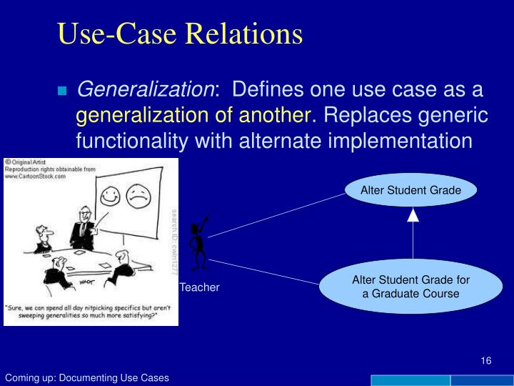 Use-Case Relations
