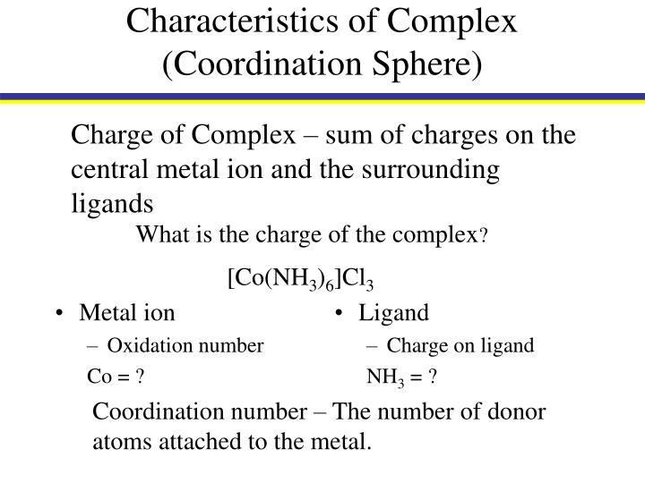 Metal ion