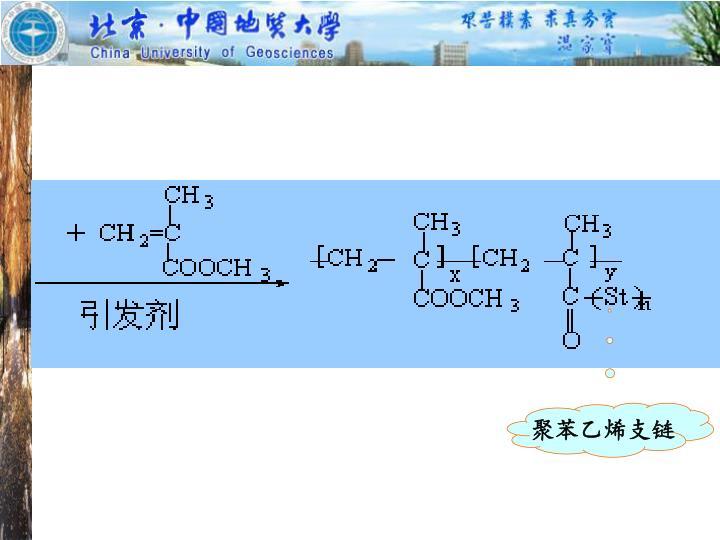 聚苯乙烯支链