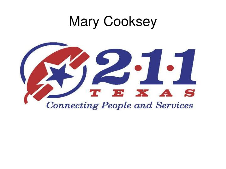 Mary Cooksey