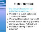 think network