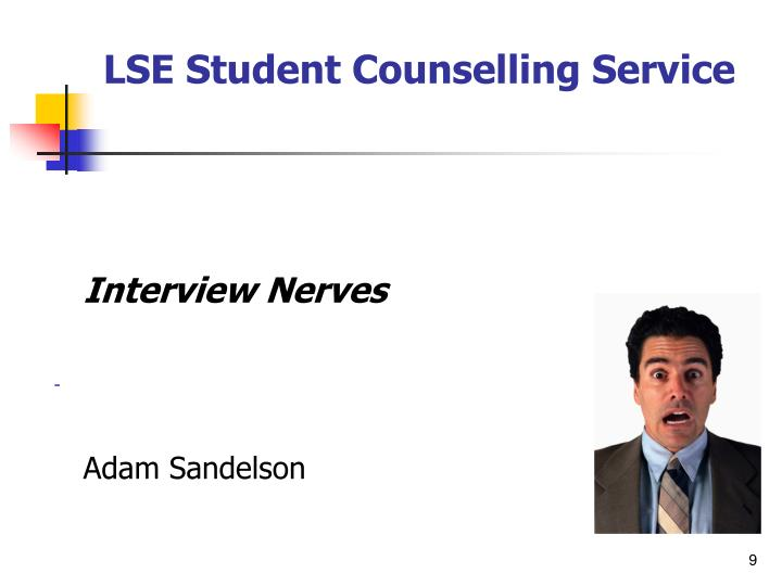 LSE Student Counselling Service