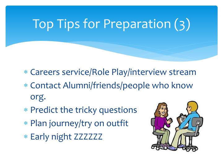Top Tips for Preparation (3)