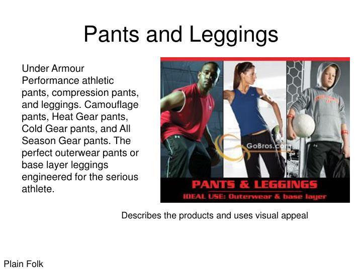 Pants and Leggings