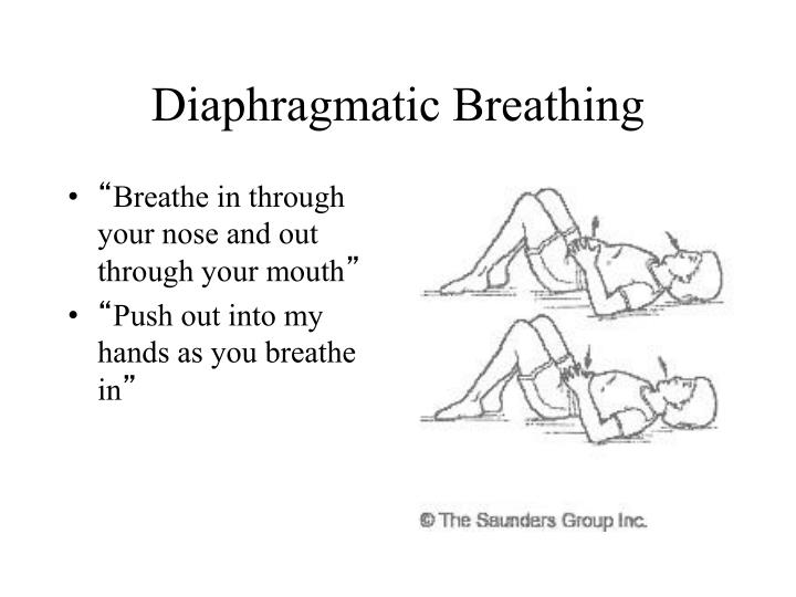 PPT - Breathing Exercises PowerPoint Presentation - ID:3731230
