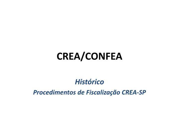 CREA/CONFEA