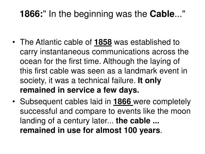 1866: