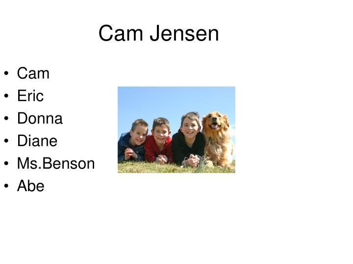 Cam Jensen