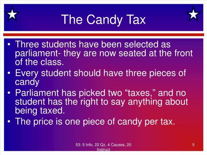 The Candy Tax