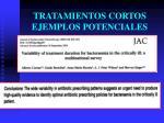 tratamientos cortos ejemplos potenciales3