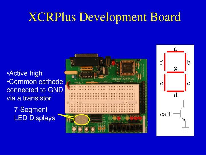 XCRPlus Development Board
