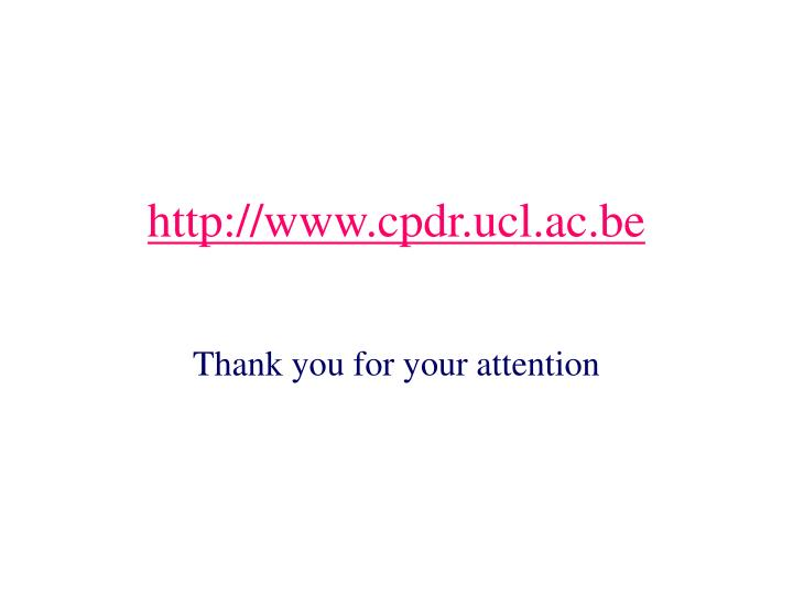http://www.cpdr.ucl.ac.be