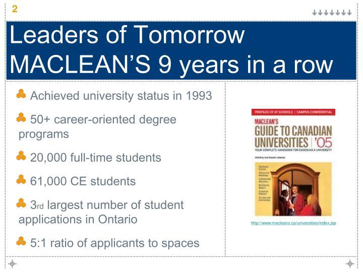 http://www.macleans.ca/universities/index.jsp