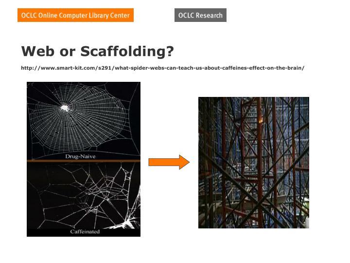 Web or Scaffolding?
