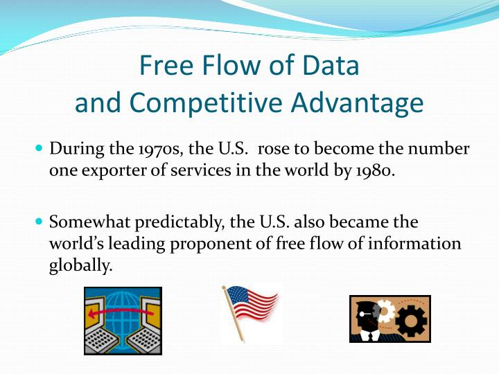Free Flow of Data