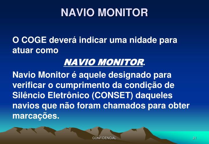NAVIO MONITOR