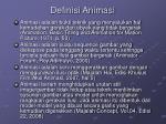 definisi animasi1