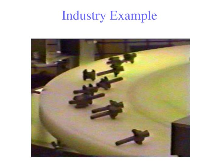 Industry Example