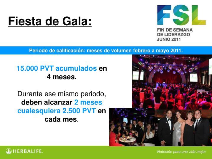 Fiesta de Gala: