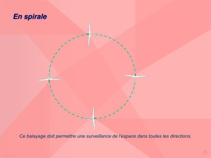 En spirale