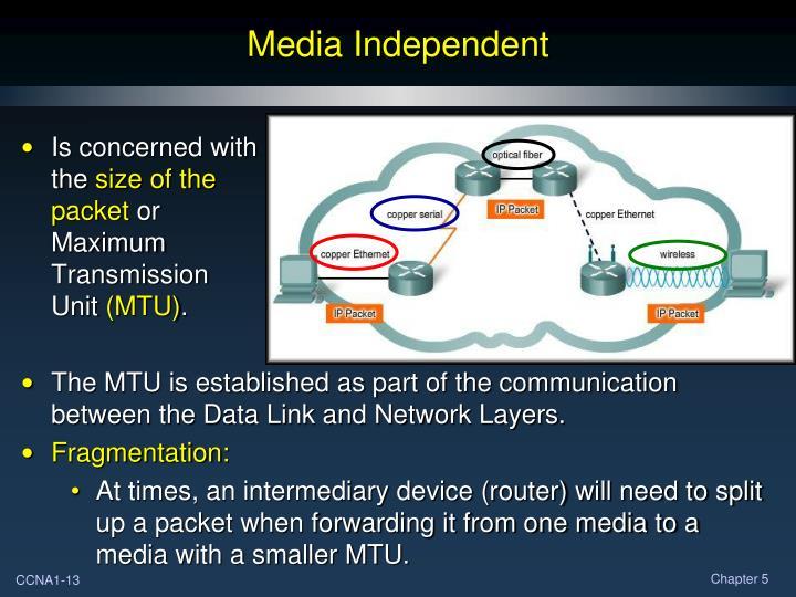 Media Independent