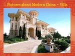 pictures about modern china villa1