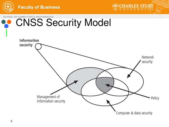 CNSS Security Model