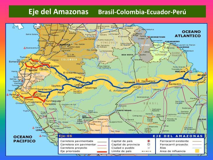 Eje del Amazonas