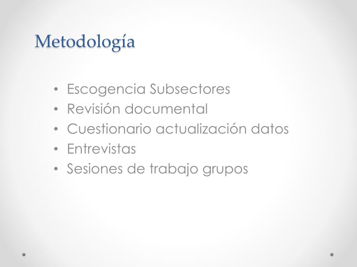Metodologa