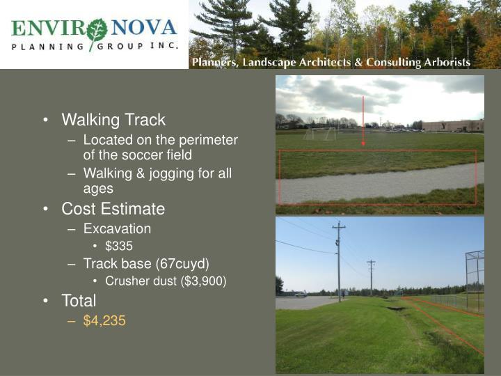 Walking Track