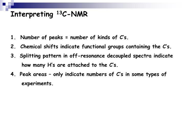 Interpreting