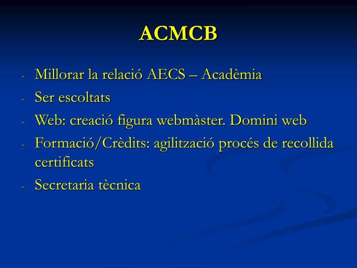 ACMCB