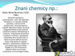 znani chemicy np2