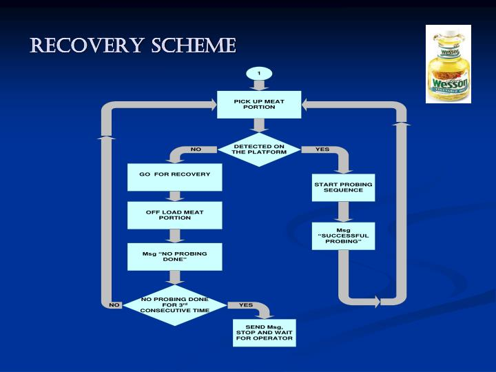 RECOVERY SCHEME