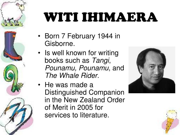WITI IHIMAERA