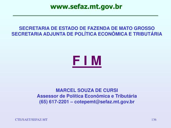 www.sefaz.mt.gov.br
