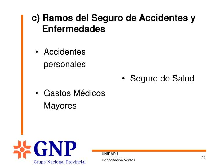 Accidentes personales