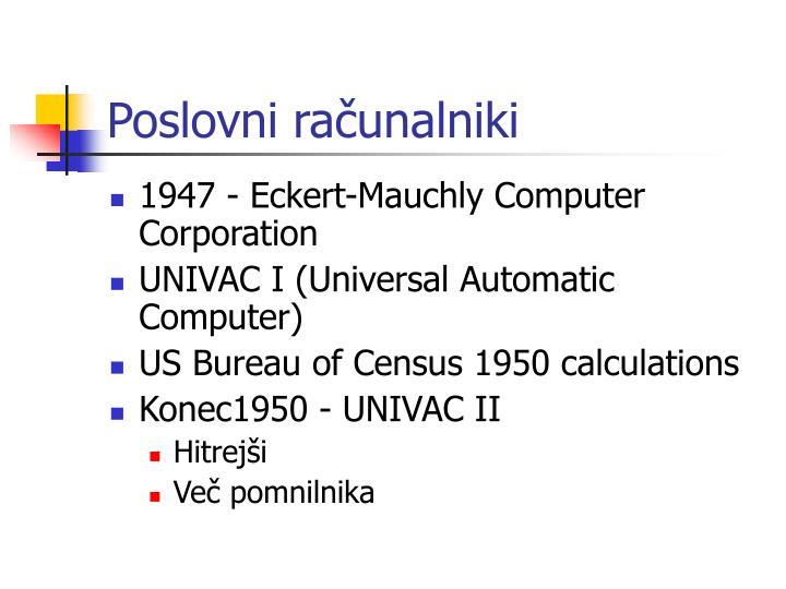 Poslovni računalniki