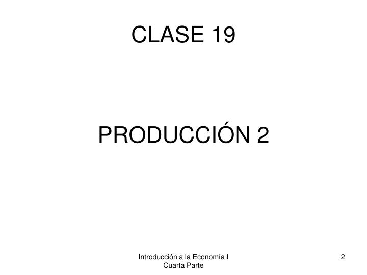 Clase 19