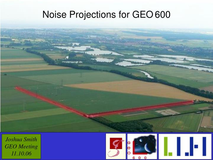 Noise Projections for GEO