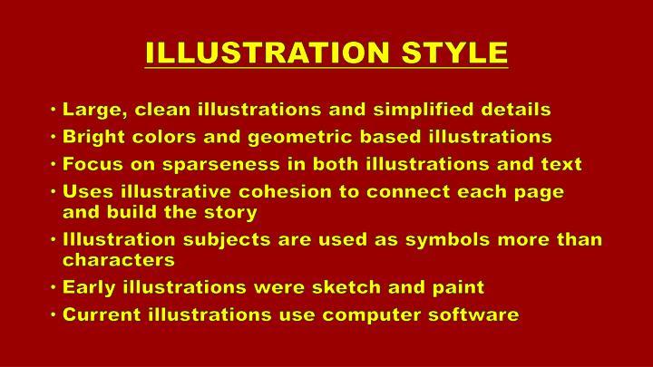 ILLUSTRATION STYLE