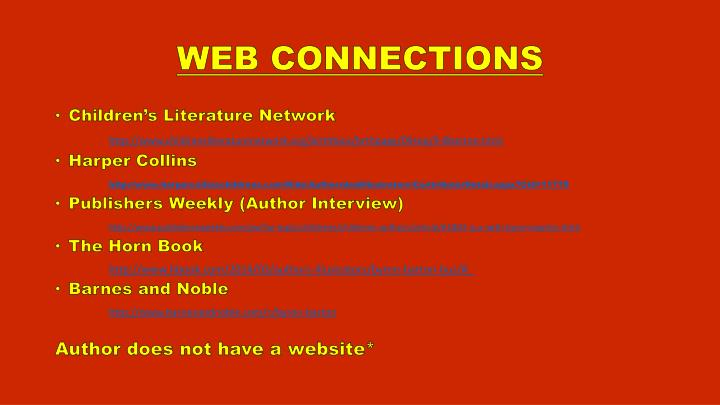 WEB CONNECTIONS